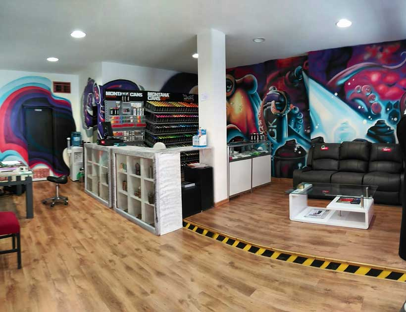 Chorro Arts Tattoo & Graffiti Shop