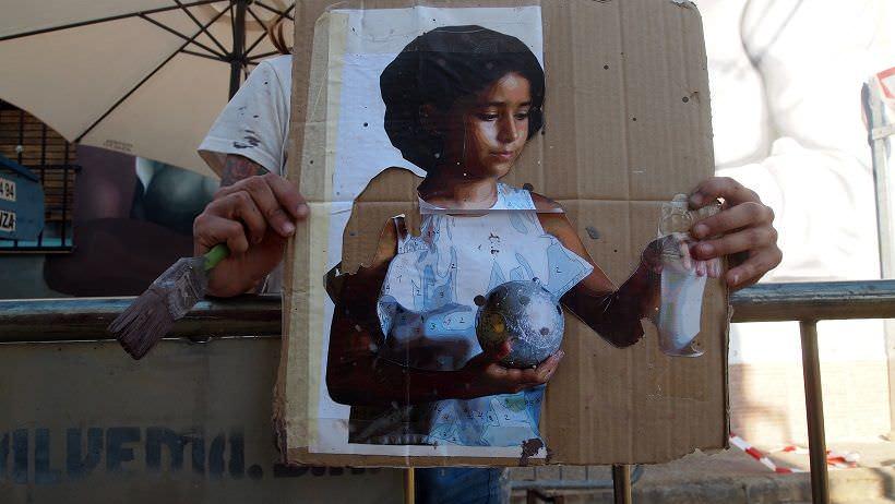 Mural Alfamén Florencia Durán