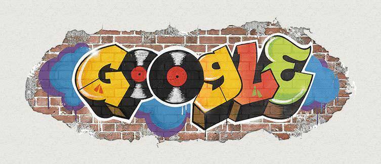 Graffiti Doodle Google