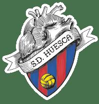 Escudo Huesca campaña socios ponemos el corazon